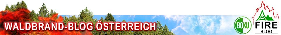 Waldbrand-Blog Österreich | Institut für Waldbau, BOKU Wien